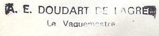* DOUDART DE LAGRÉE (1963/1991) * 78-0110