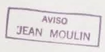 * JEAN MOULIN (1977/1999) * 78-01_12