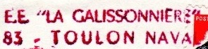 * LA GALISSONNIERE (1962/1990) * 78-0312