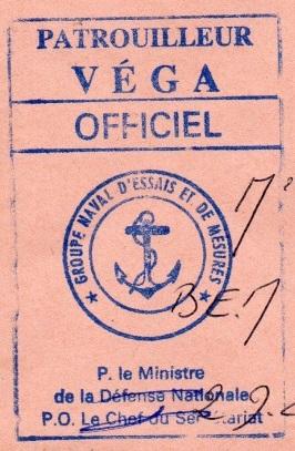 * VÉGA (1954/1979) * 78-0512