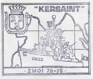 * KERSAINT (1956/1984) * 78-0912