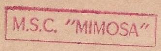 * MIMOSA (1955/1982) * 79-04_10