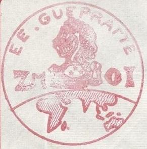 * GUÉPRATTE (1957/1985) * 79-0610
