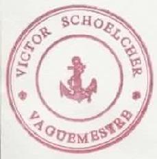 * VICTOR SCHOELCHER (1962/1988) * 79-0710