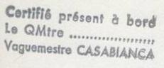 * CASABIANCA (1957/1984) * 79-10_12