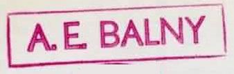 * BALNY (1970/1994) * 80-07_10