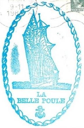 * BELLE POULE (1932/....) * 80-07_11