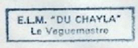 * DU CHAYLA (1957/1991) * 80-10_12