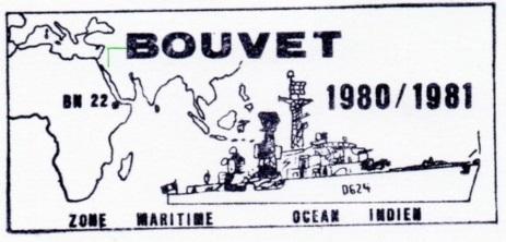 * BOUVET (1956/1983) * 80-1111