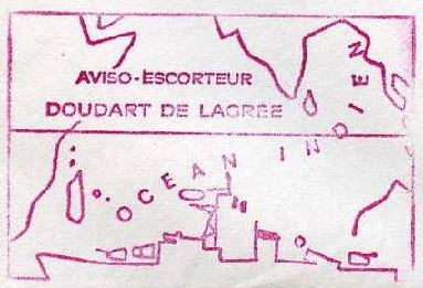 * DOUDART DE LAGRÉE (1963/1991) * 80-1210