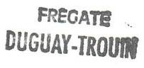 * DUGUAY-TROUIN (1975/1999) * 81-0315