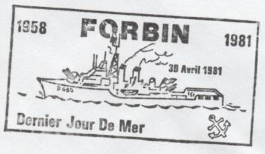 * FORBIN (1958/1981) * 81-0411