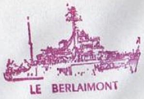 * BERLAIMONT (1956/1989) * 81-0513