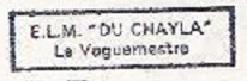 * DU CHAYLA (1957/1991) * 81-07_12