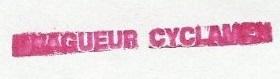 * CYCLAMEN (1954/1983) * 81-09_11