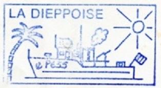 * DIEPPOISE (1954/1987) * 81-10_10