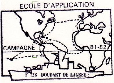 * DOUDART DE LAGRÉE (1963/1991) * 82-0110