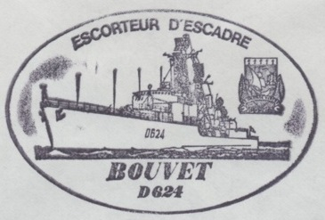 * BOUVET (1956/1983) * 82-0416