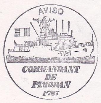 * COMMANDANT DE PIMODAN (1978/2000) * 82-0512