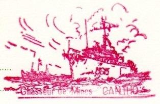 * CANTHO (1955/1989) * 82-0516