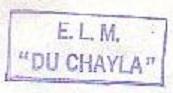 * DU CHAYLA (1957/1991) * 82-0517