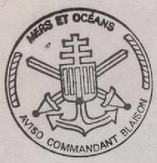 * COMMANDANT BLAISON (1982/....) * 82-05_10