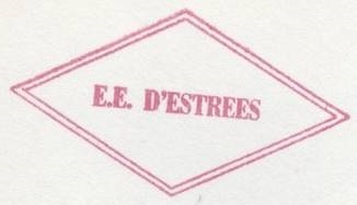 * D'ESTRÉES (1957/1985) * 82-1010