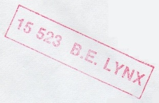 * LYNX (1982/....) * 82-11_11