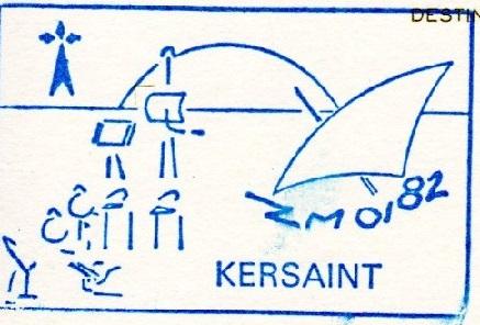 * KERSAINT (1956/1984) * 82-1214