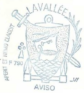 * LIEUTENANT DE VAISSEAU LAVALLÉE  (1980/2018) * 83-04_10