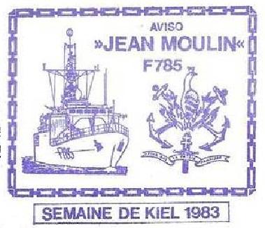 * JEAN MOULIN (1977/1999) * 83-0610
