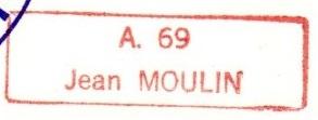* JEAN MOULIN (1977/1999) * 83-0611
