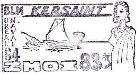 * KERSAINT (1956/1984) * 83-0711