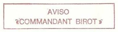 * COMMANDANT BIROT (1984/....) * 83-1010