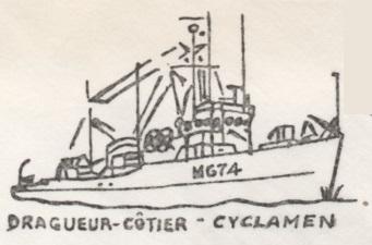 * CYCLAMEN (1954/1983) * 83-1211