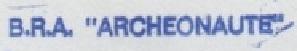 * ARCHÉONAUTE (1967/1997) * 84-03_11