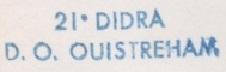 * OUISTREHAM (1957/1994) * 84-0417