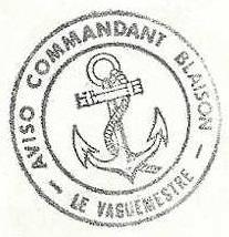 * COMMANDANT BLAISON (1982/....) * 84-1110