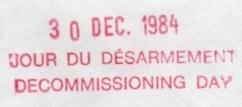 * CASABIANCA (1957/1984) * 84-11_13