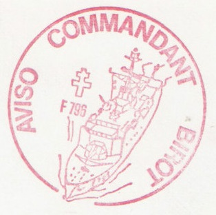 * COMMANDANT BIROT (1984/....) * 85-0110