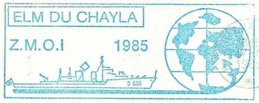 * DU CHAYLA (1957/1991) * 85-0412