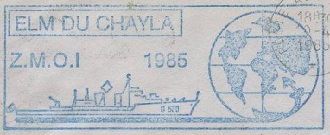 * DU CHAYLA (1957/1991) * 85-04_11