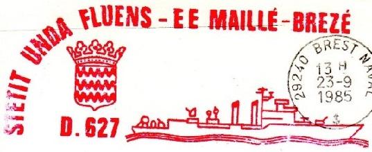 * MAILLÉ-BRÉZÉ (1957/1988) * 85-0910