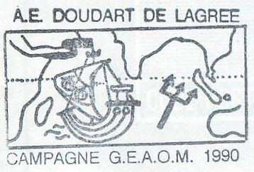 * DOUDART DE LAGRÉE (1963/1991) * 85-1211