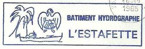 * L'ESTAFETTE (1969/1991) * 85-1213