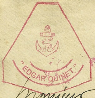 * EDGAR QUINET (1907/1930) * 856_0010