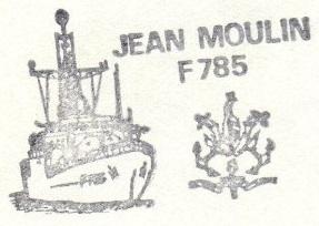 * JEAN MOULIN (1977/1999) * 86-0512