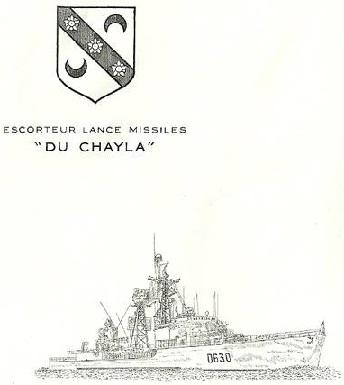 * DU CHAYLA (1957/1991) * 86-0710