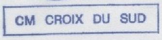 * CROIX DU SUD (1986/....) * 86-1011