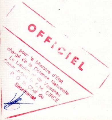 * CIRCÉ (1972/1997) * 86-1112